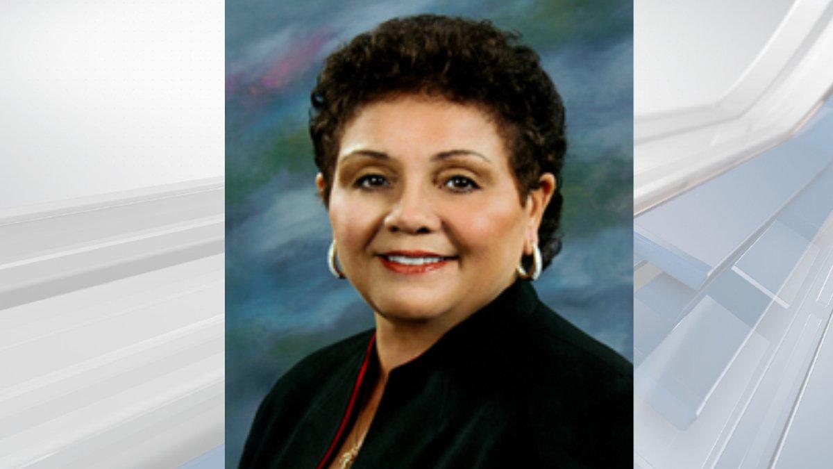 Lake Charles Councilwoman Mary Morris