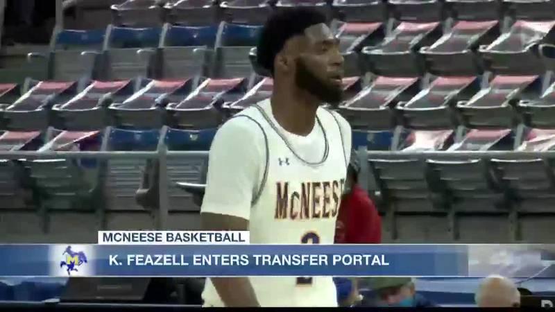 KeyShawn Feazell enters transfer portal