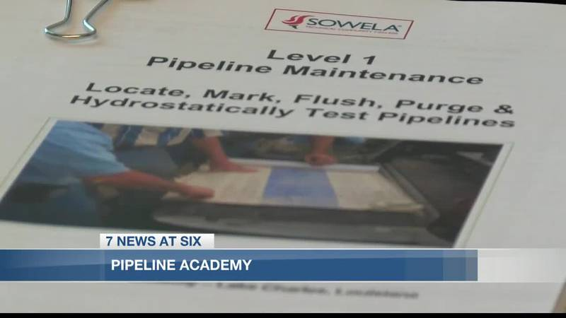 SOWELA Technical Community College launches new TC Energy Pipeline Academy