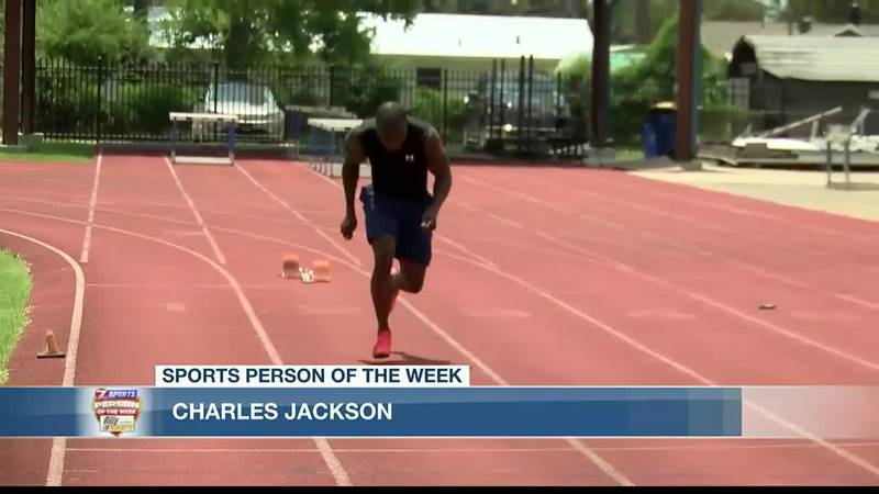 Former McNeese sprinter Charles Jackson wins Master's Outdoor National Championship