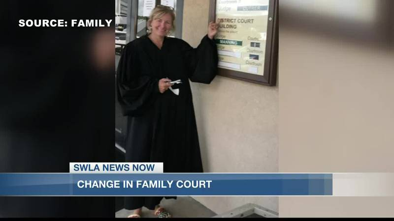 Judge Lilynn Cutrer retires from Family Court of Calcasieu Parish