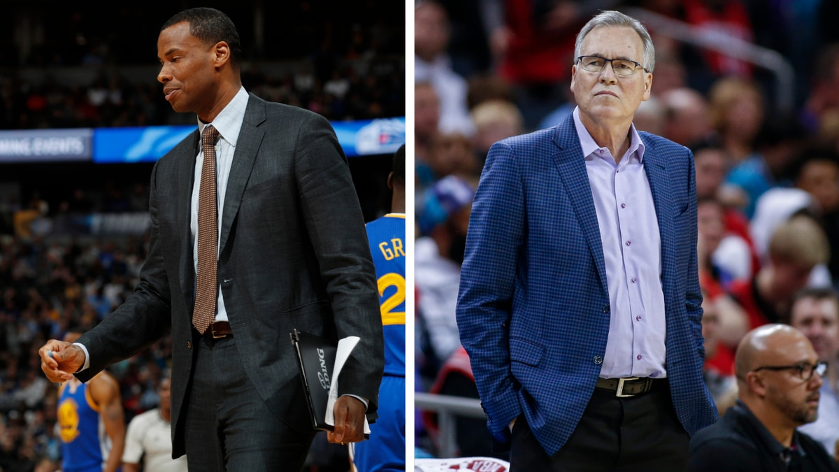 Jarron Collins has been hired as an assistant coach and longtime NBA head coach Mike D'Antoni...