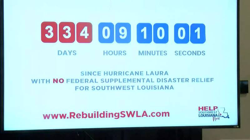 SWLA officials hold meeting to discuss ongoing recovery needs