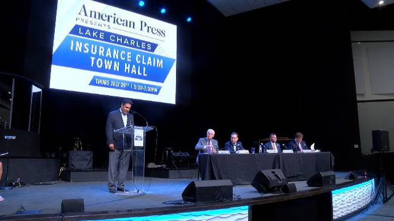 The American Press and Eastwood Pentecostal Church were among the sponsors of an insurance...