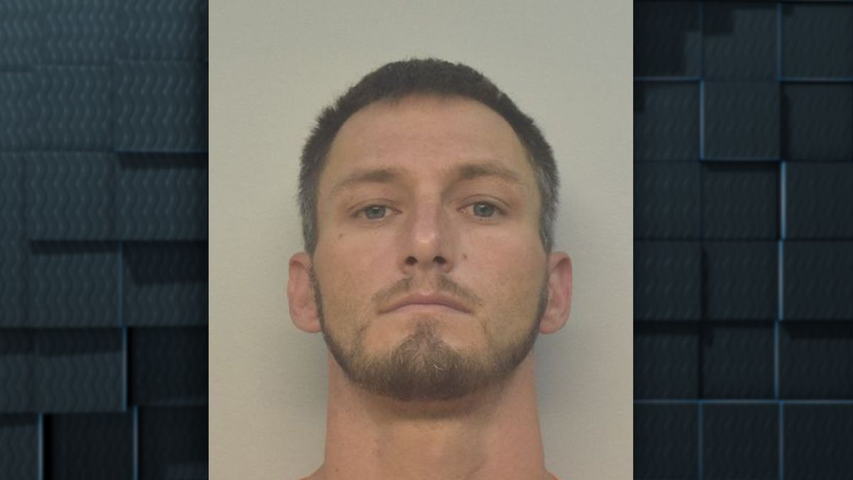 Brock Galloway, 31, of Livingston, Texas, is suspected of stealing a company truck and trailer...