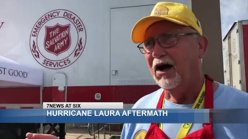 The Salvation Army is one of several organizations coming together to feed the community in...