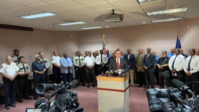 Several law enforcement officers are not happy after word about lawmakers possibly overriding...