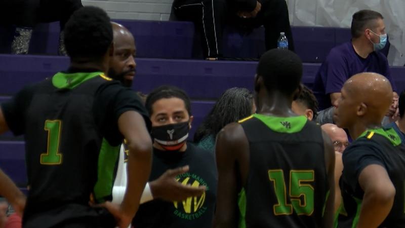 Iowa High School basketball tournament
