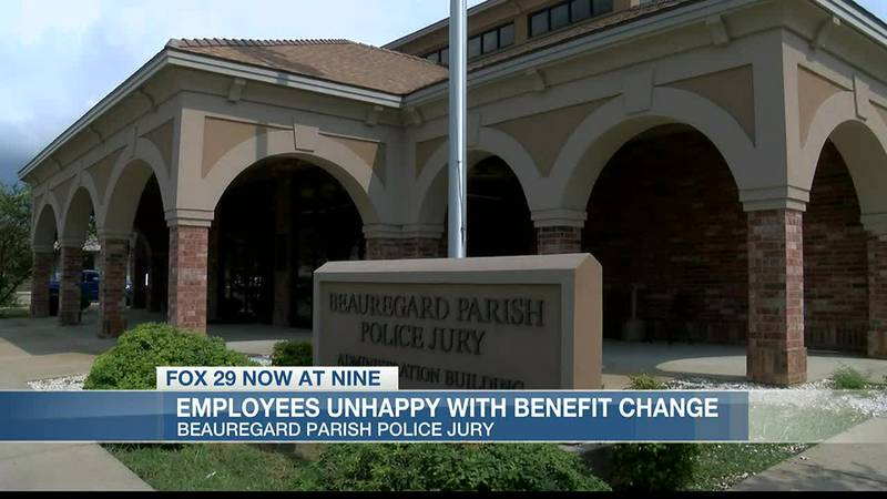 A group of frustrated Beauregard Parish employees are unhappy with the jury's decision to...