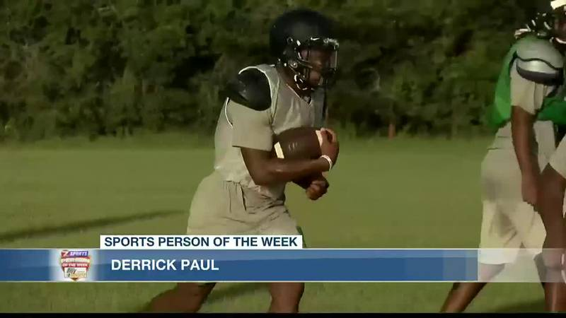 Sports Person of the Week - Derrick Paul