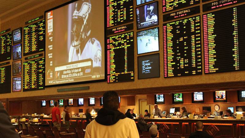 Ohio is considering legalizing sports betting in the state but officials representing Ohio's 14...