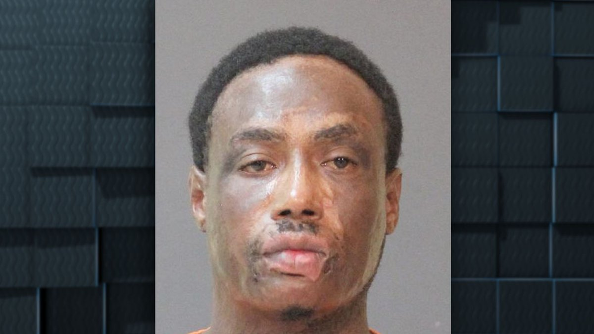 Deismond Derral Simmons, 31, is accused of raping a 15-year-old girl on Dec. 6, 2018. He was...