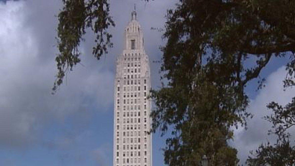 Louisiana State Capitol/File
