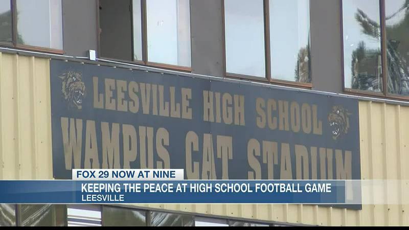 The Leesville Wampus Cats versus the the DeRidder Dragons is an annual rivalry that authorities...