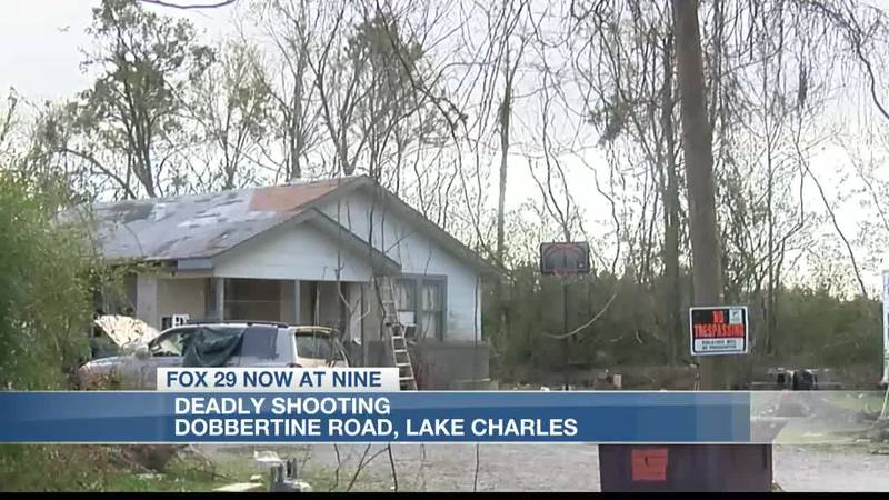 When deputies arrived they located the victim, Derek J. Ogea, 40, Lake Charles, with an...