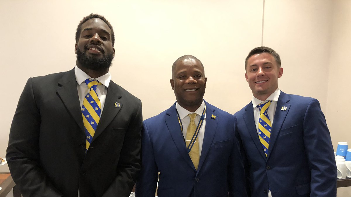 McNeese second-year head coach Frank Wilson was joined by quarterback Cody Orgeron and...