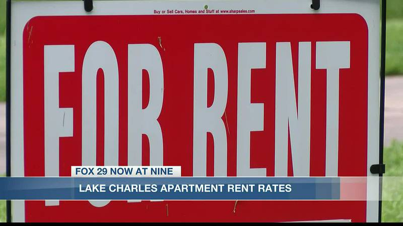 While Lake Charles rent rates sharply increased, Apartmentlist.com reports show many other...