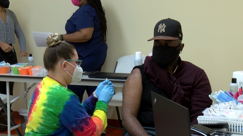 health experts push vaccine awareness for underserved communities