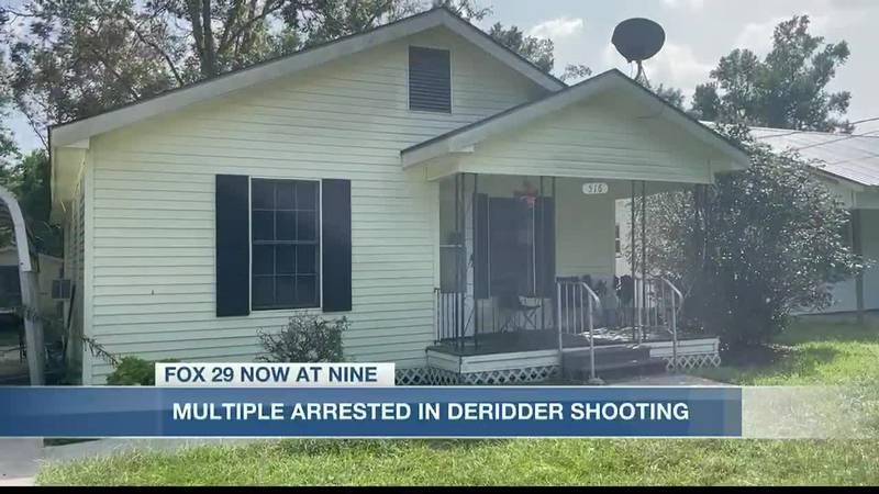 DeRidder, Beauregard authorities: 4 arrested after another shooting involving 'so-called gangs'