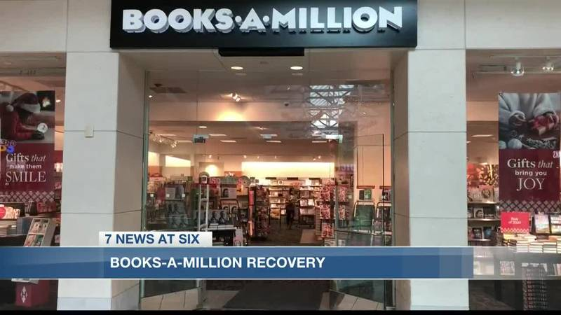 The Books-a-Million on Ryan Street has been closed after being damaged by Hurricane Laura. Now...