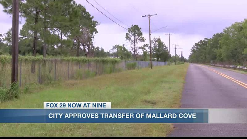 City transfers Mallard Cove Golf Course property to Chennault International Airport