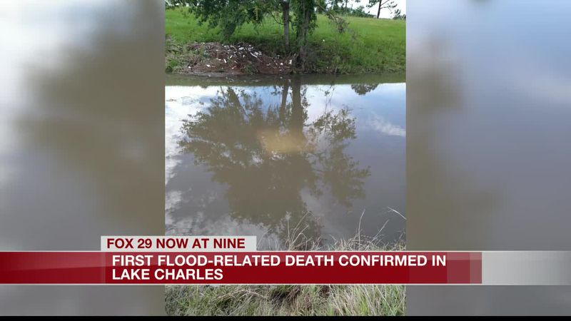 The male has been identified as 61-year-old James E. Netherland of Longville, La.