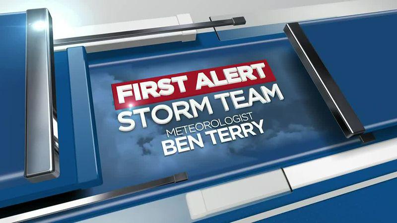 Meteorologist Ben Terry