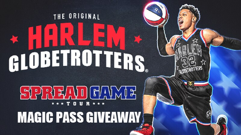 Enter to win a family 4 pack plus Magic Passes!