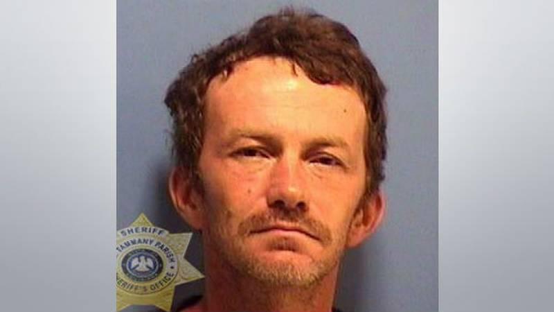 43-year-old Chris Dwayne Williams was arrested in Mandeville after walking off a prison work...