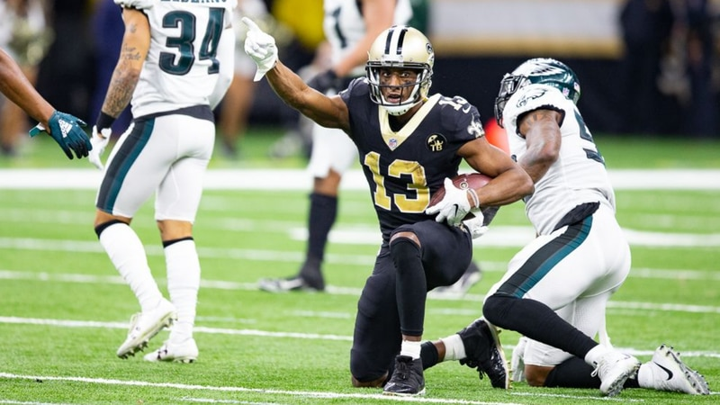 The timing of Thomas' surgery has been a source of frustration for the Saints.