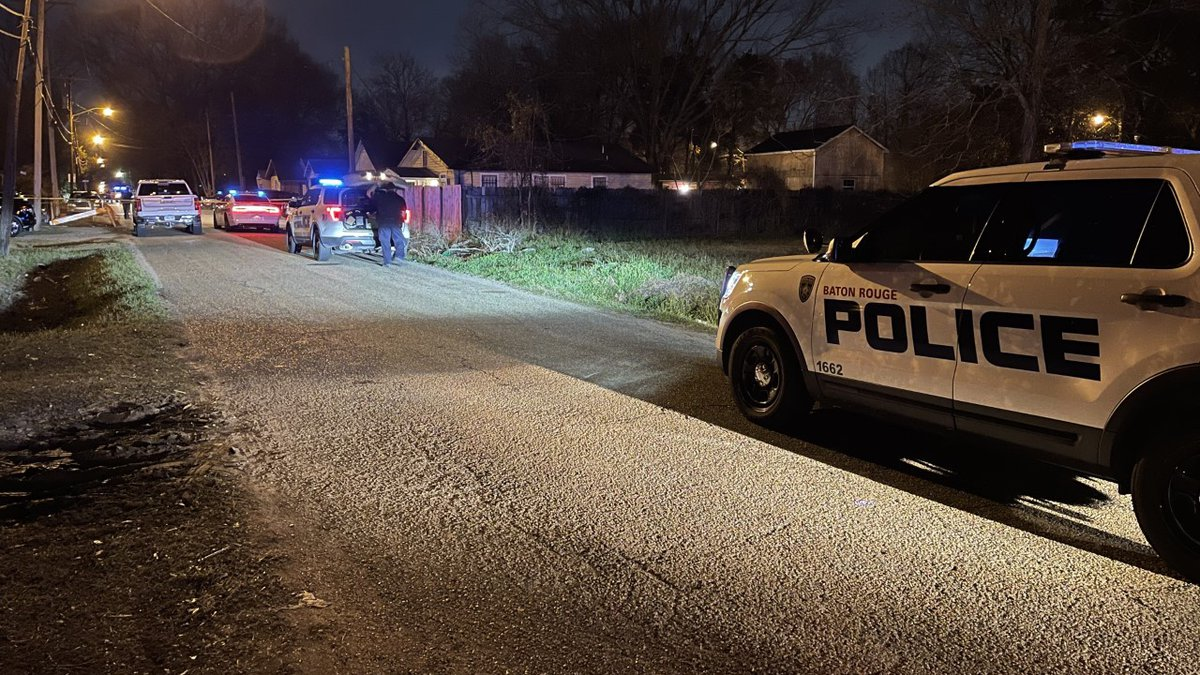 4 shot on Paige Street in Baton Rouge.