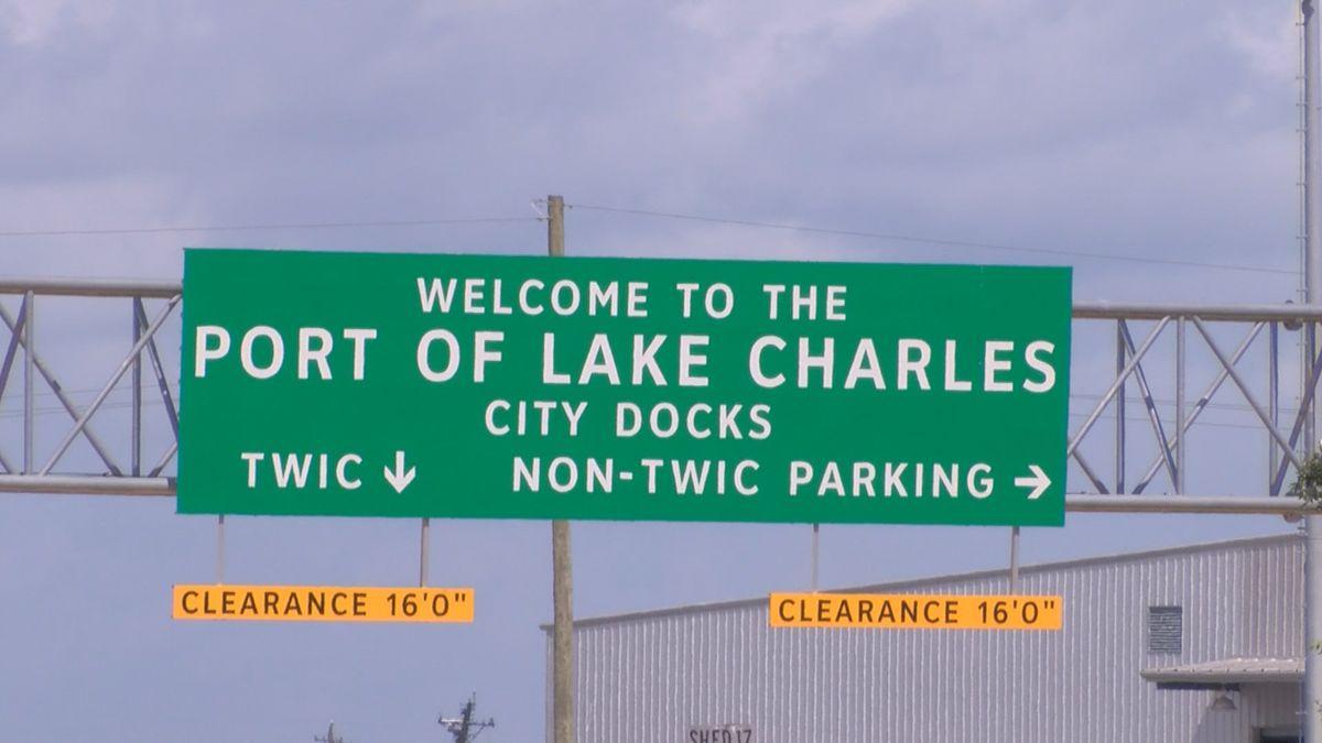 Port of Lake Charles receives bond rating upgrade