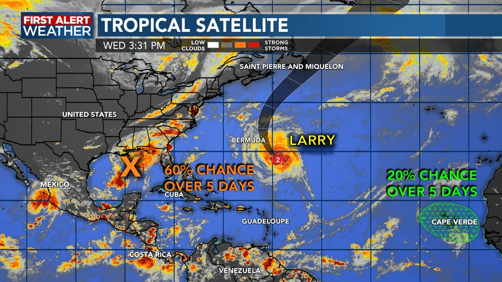 The latest on tropics is here