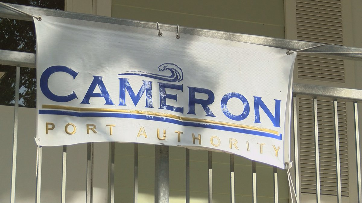 Cameron Parish named top developing Parish in the nation