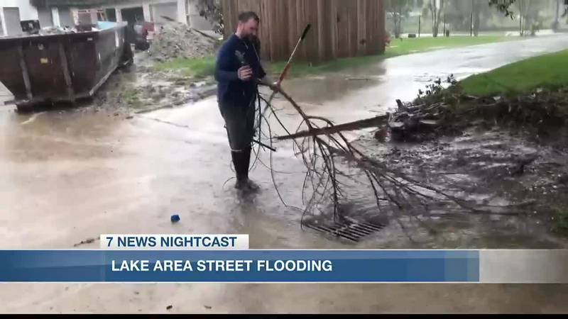 With all the rain we had on Saturday, many homeowners were worried their homes could flood again.
