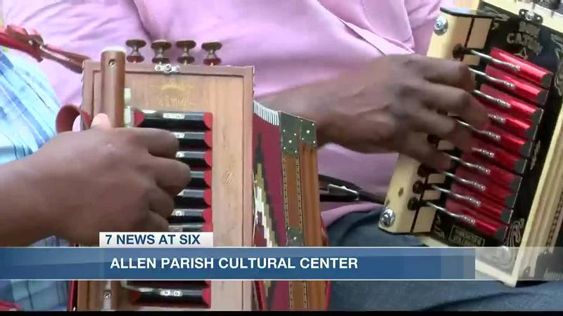 The Allen Parish Tourist Commission worked hard to preserve local culture by finishing off a...