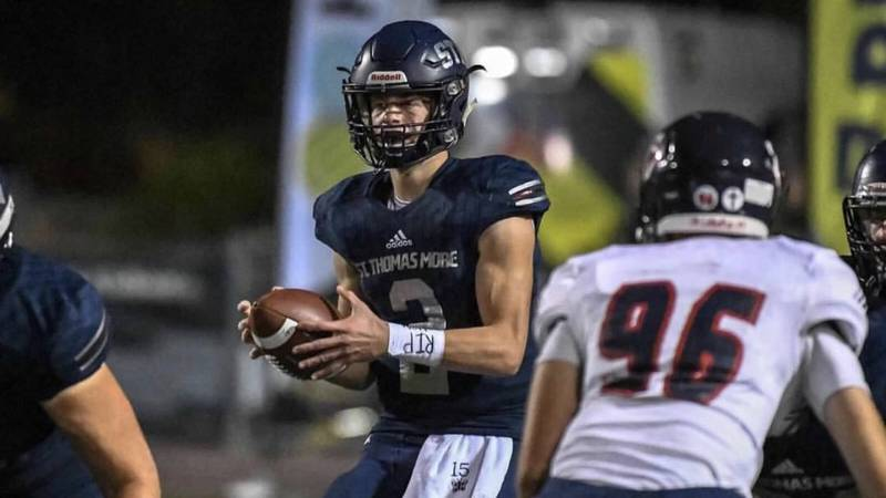 Howard is a 2022 recruit. The first QB in the Tigers' '22 class. (Walker Howard Instagram)