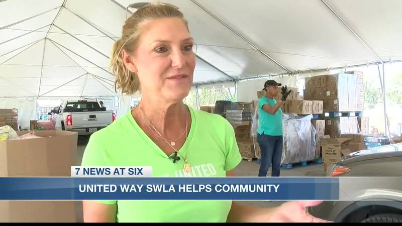 United Way of SWLA has been key in Hurricane relief efforts, but just like many, Laura has left...