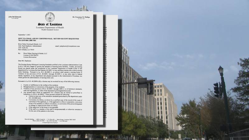 THE INVESTIGATORS: State yanks licenses of nursing homes under investigation for questionable...