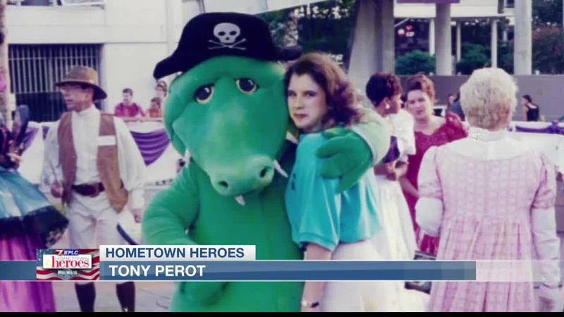 Some folks may not have recognized the name Tony Perot in the obituaries last week, but those...