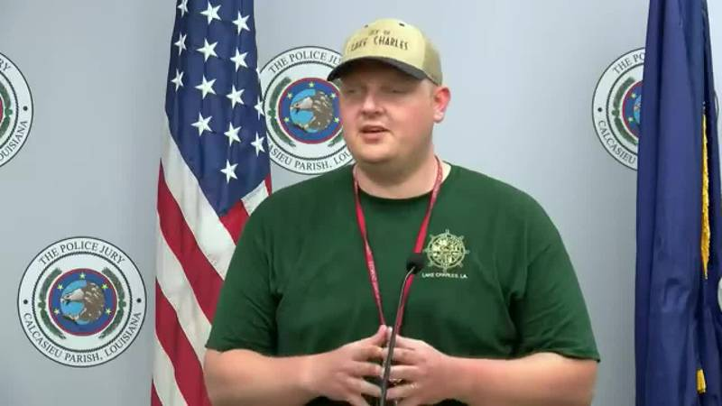 Lake Charles Mayor Nic Hunter continued to plead for federal hurricane aid in an op-ed printed...