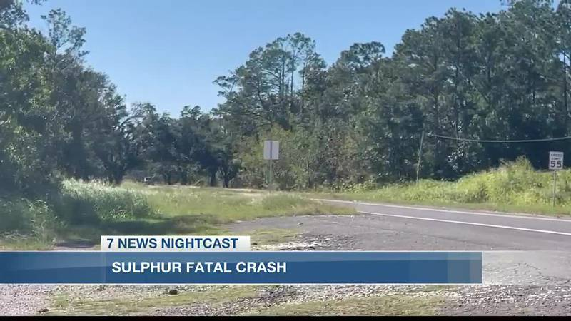 Authorities say a seven-year-old girl died in the crash.