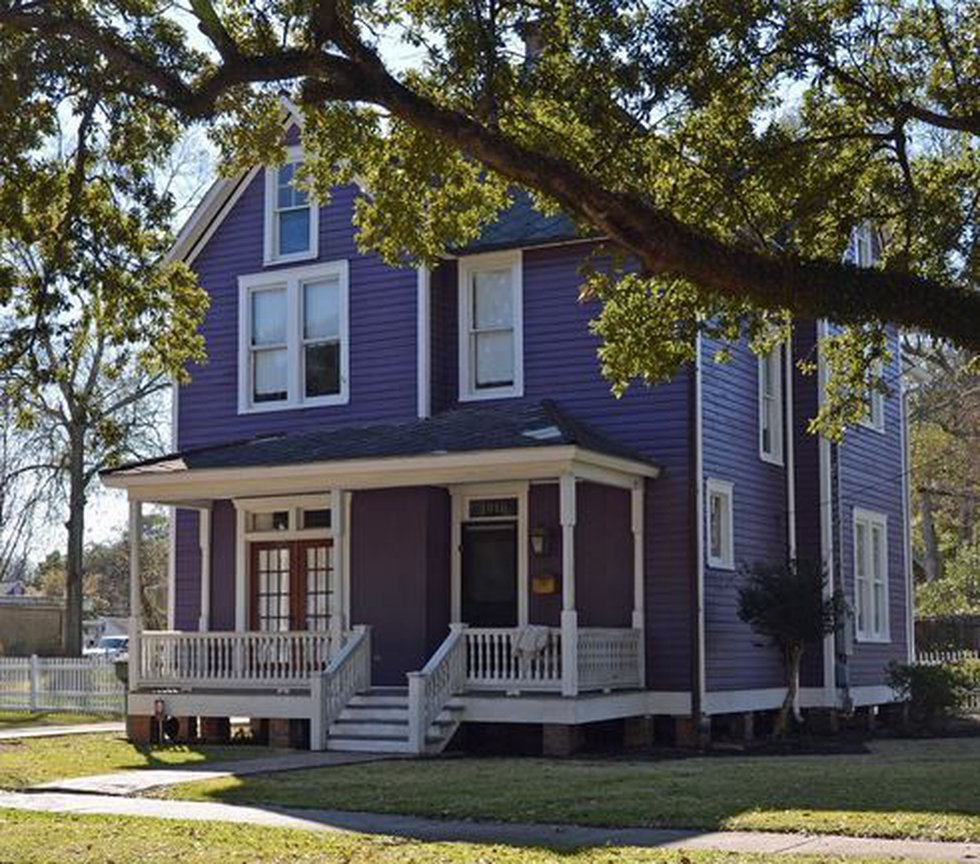 The Brennen Home at 1010 Enterprise Blvd in Lake Charles. (Source: Calcasieu Parish Historical...