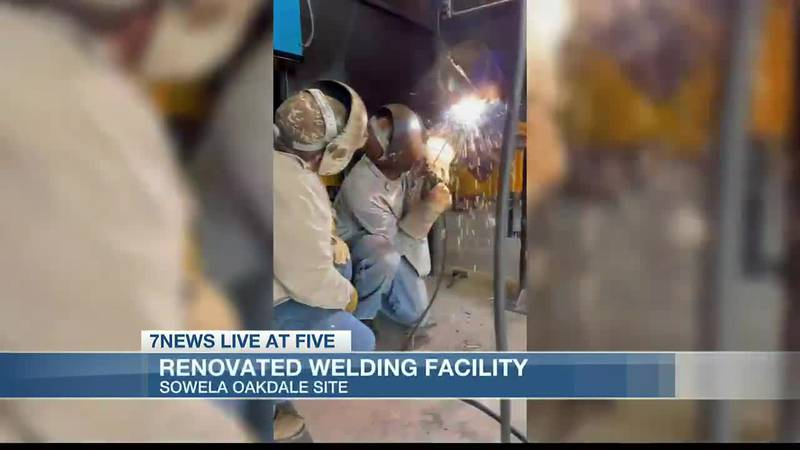 SOWELA opens new welding facility at its Oakdale site