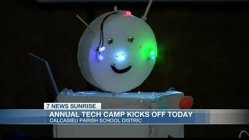 Annual Tech Camp kicks off today