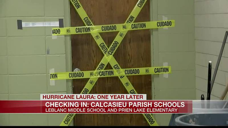 Both principals say they now feel more prepared in the case of another storm.