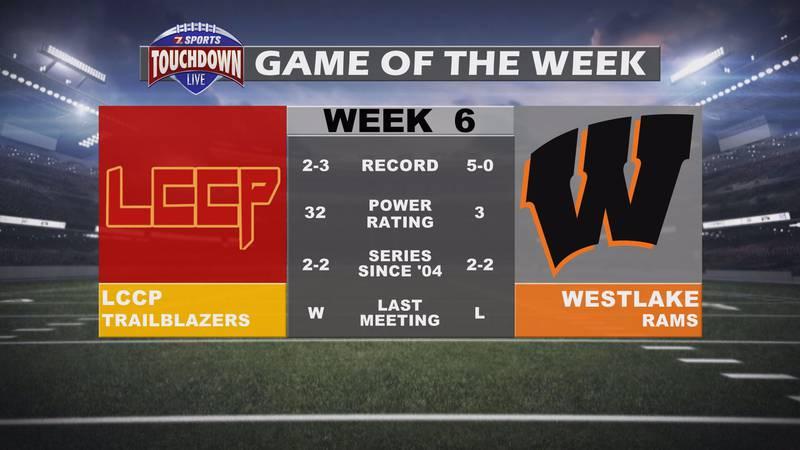 TDL Game of the Week for Week 6 of the 2021 season.