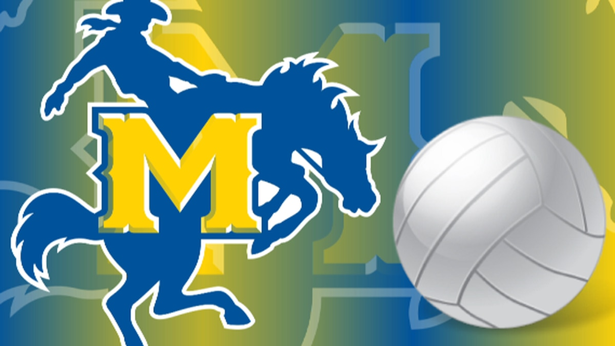 McNeese volleyball