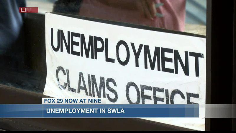 Unemployment in SWLA