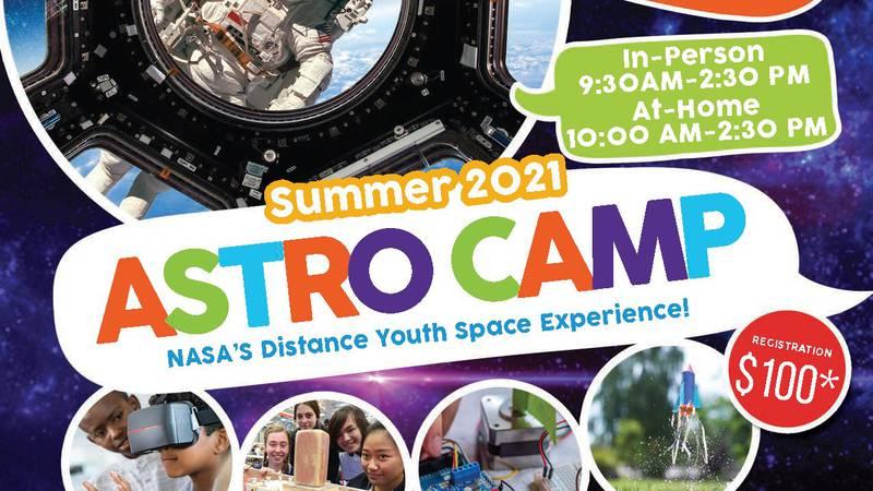 Astro Camp kicks off